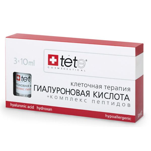 ГК +  Комплекс пептидов