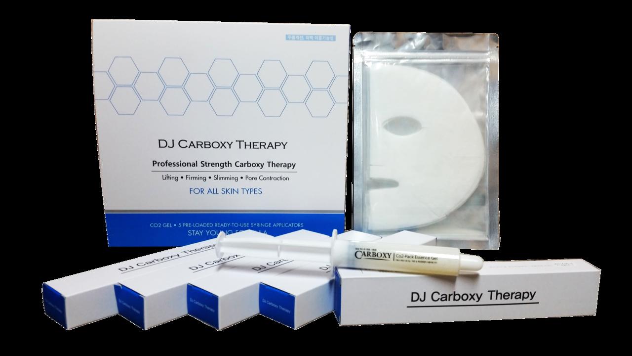 Набор для процедуры неинвазивной карбокситерапии
